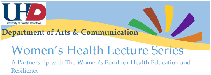 Image for Women's Health Lecture Series at UHD