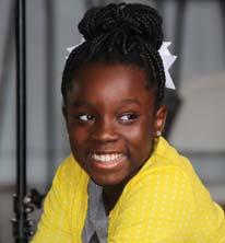 Mikaila Smiling