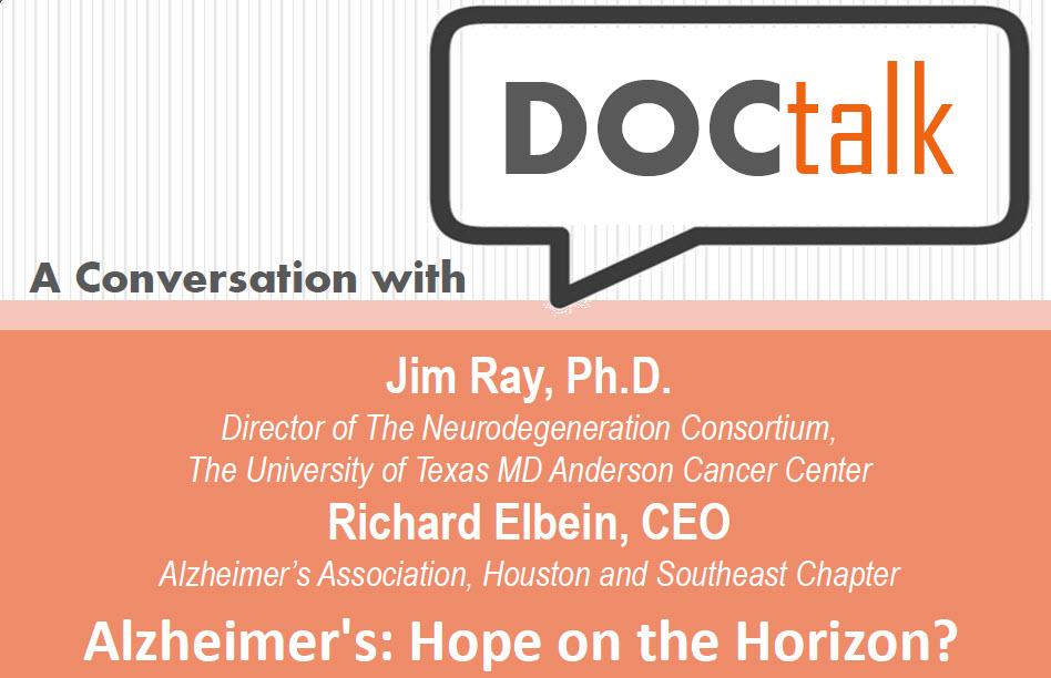 Doc Talk – Alzheimer's