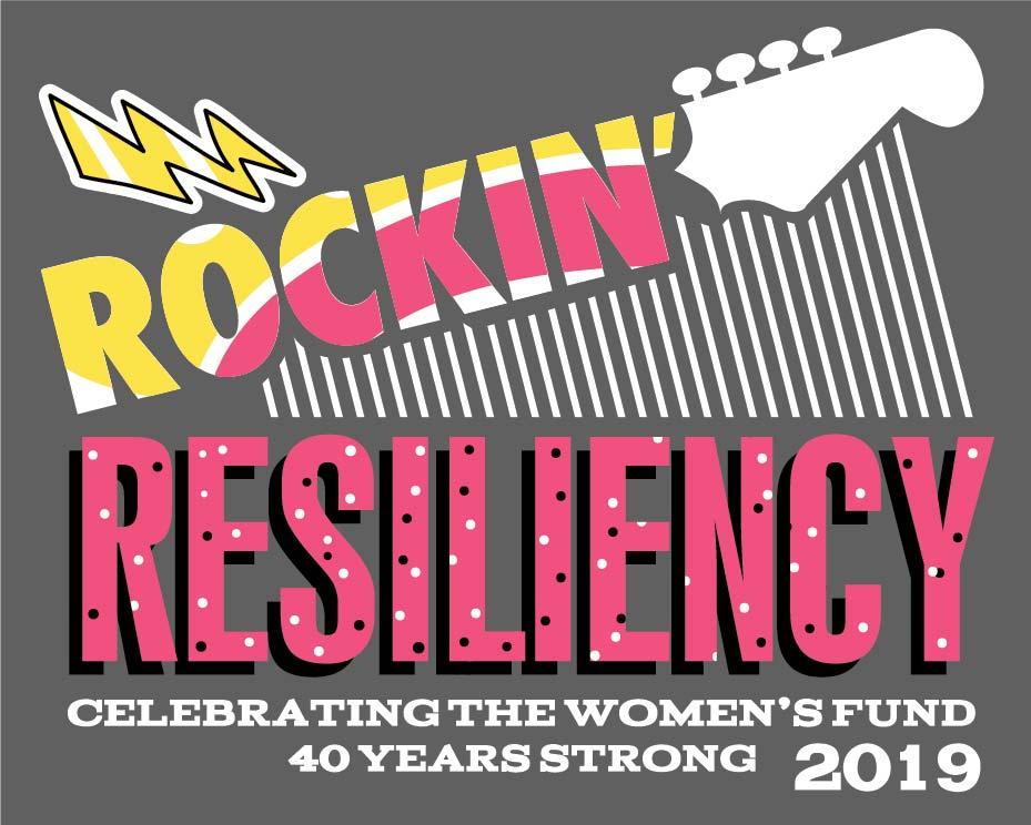 2019 Rockin' Resiliency Logo