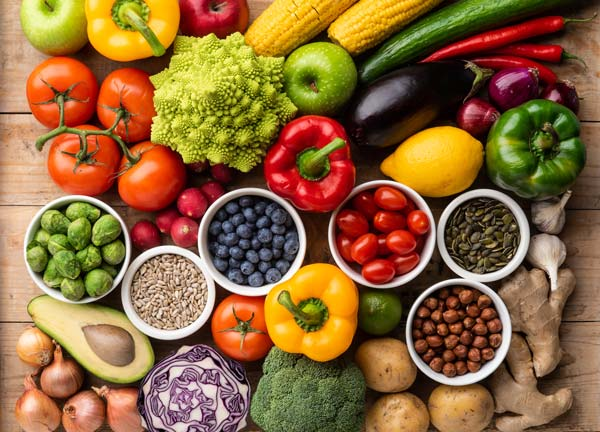Nutrition Awareness Series: Building Blocks for a Healthier You!